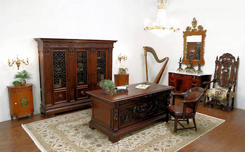 Antique Furniture In Appleton Wi Harp Gallery Antiques