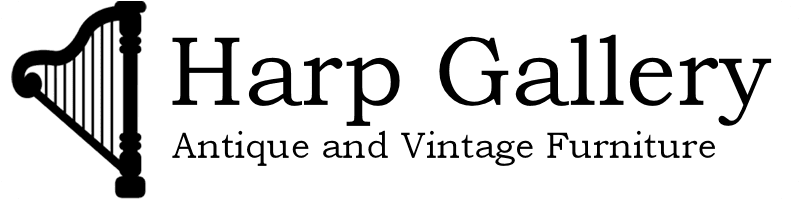 Harp Gallery Antique Furniture logo