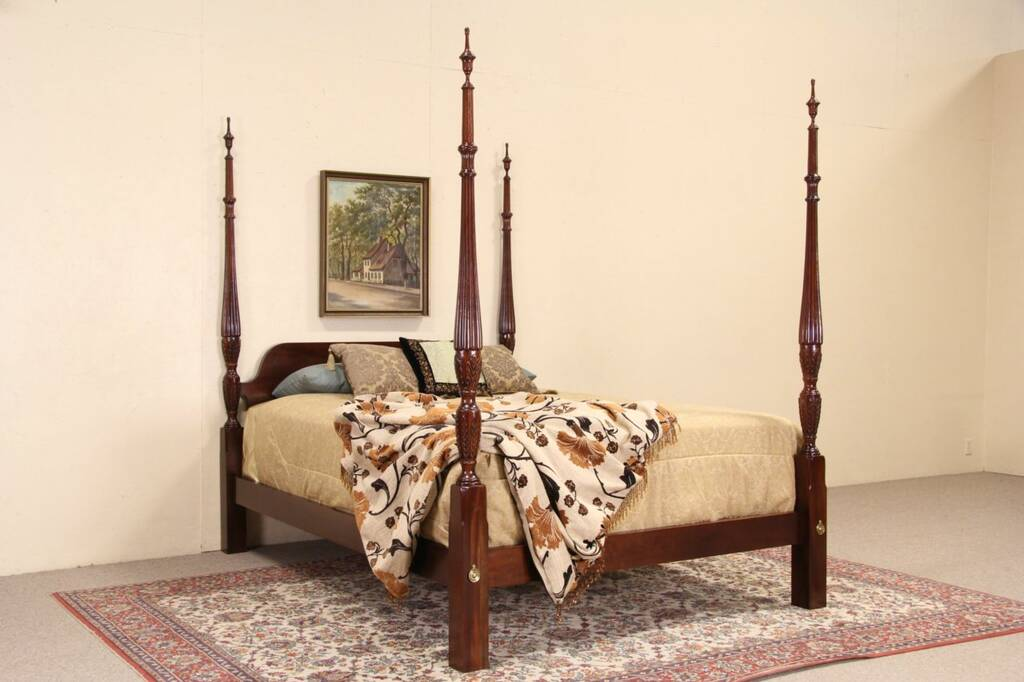 Kincaid 4 poster bed frame