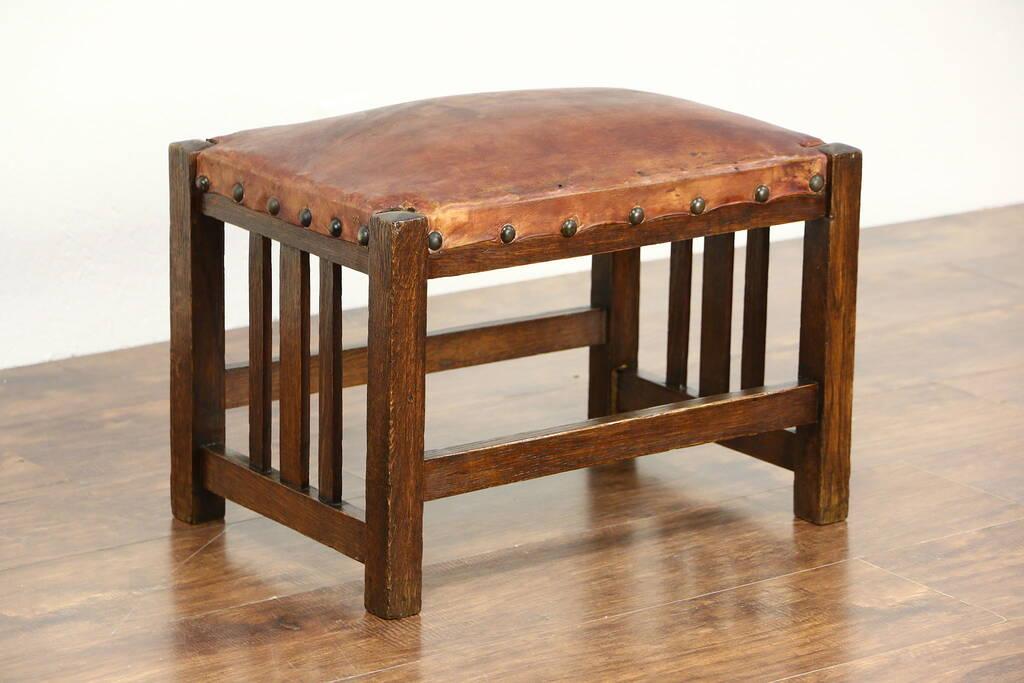 1900s benches sold arts crafts mission oak antique 1900 craftsman bench
