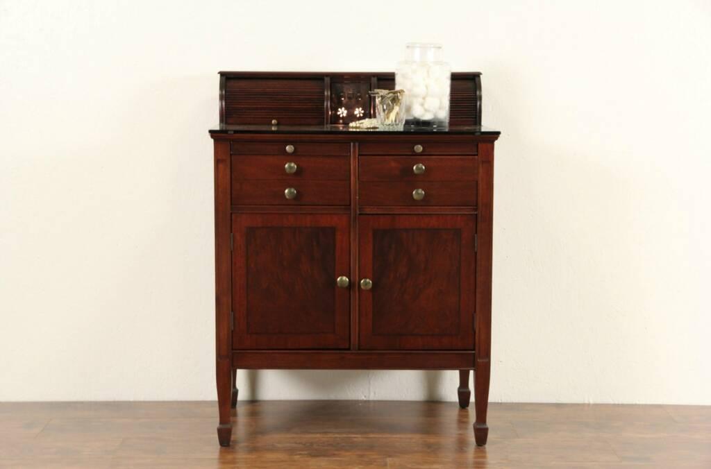 sold art deco 1940 vintage medical or dental cabinet for bathroom harp gallery antique furniture. Black Bedroom Furniture Sets. Home Design Ideas