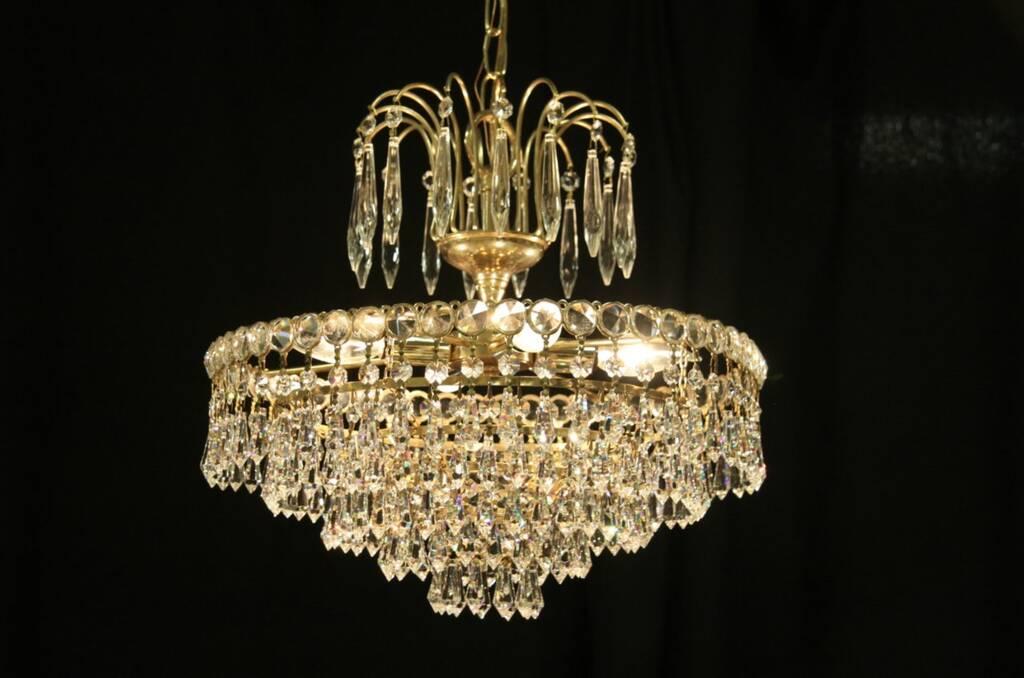 Sold Midcentury Modern Chandelier 1960 S Vintage Light