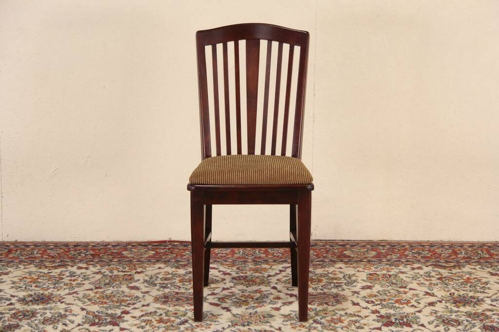 Sold Milwaukee 1950 Vintage Desk Or Side Chair Harp Gallery Antique Furniture