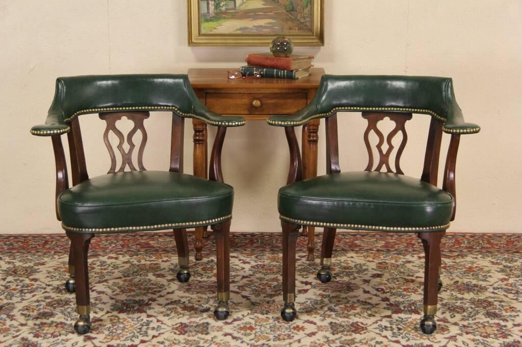 Hickory Chair Leather Stools Home Decor Takcop Com