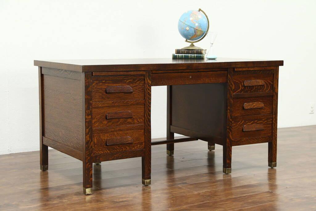 Sold Arts Amp Crafts Mission Oak 1915 Antique Craftsman