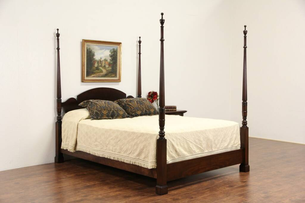 Queen size poster bed tallahassee