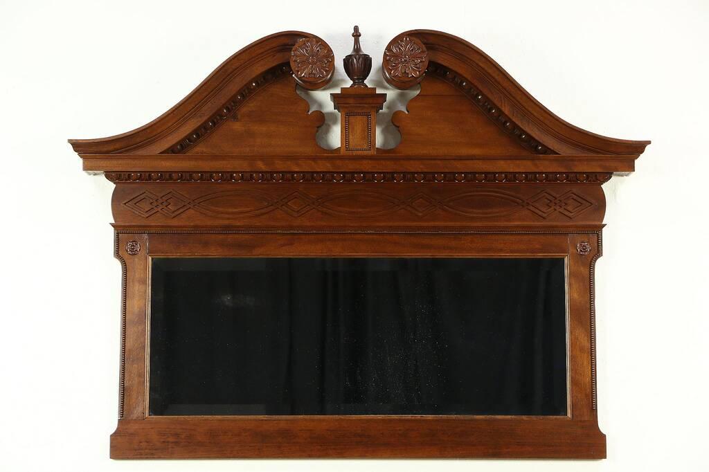 Sold Victorian Antique 1890 Cherry Architectural Salvage
