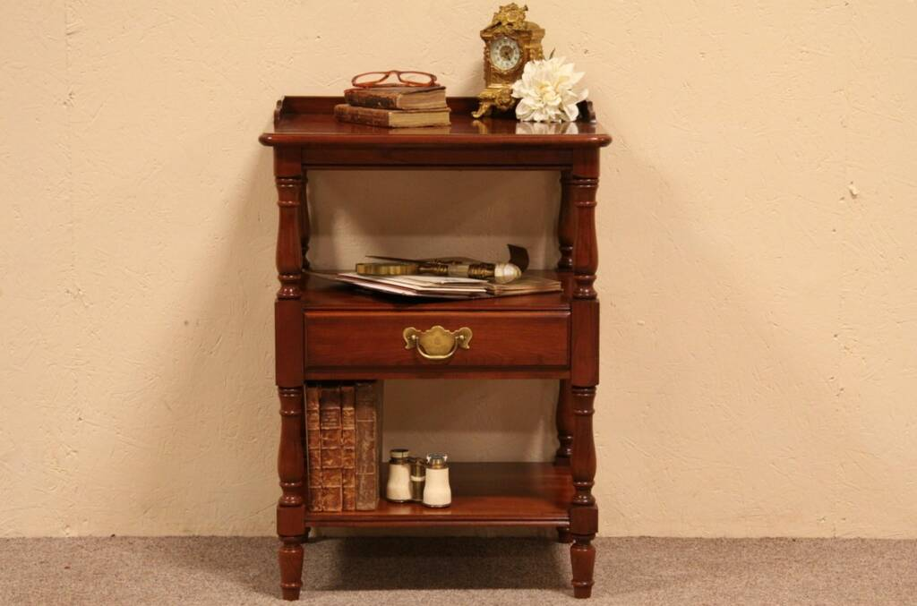 SOLD Pennsylvania House Cherry Nightstand Bedside Table