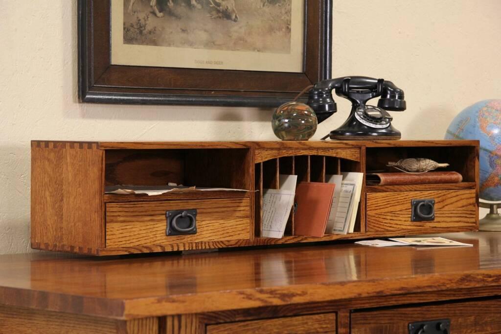 Sold Michaels For Restoration Hardware Craftsman Desktop
