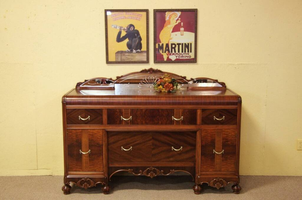 Mission Oak Side Table Harp Gallery Antique Furniture and Antiques - Appleton, WI