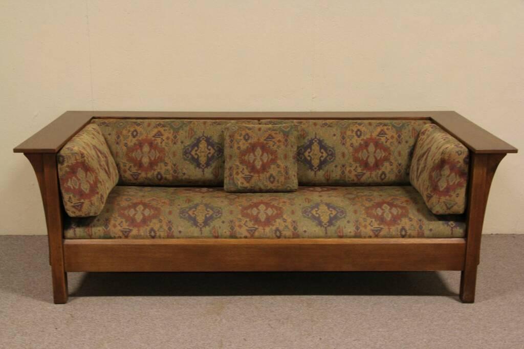 arts and crafts sofa designs. Black Bedroom Furniture Sets. Home Design Ideas