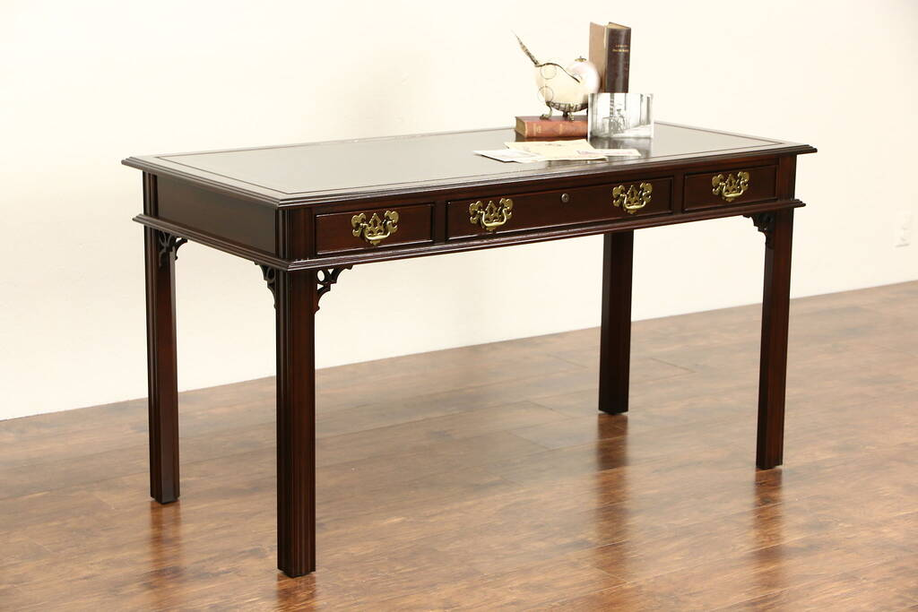 SOLD - Georgian Style Writing Desk or Console Table ...