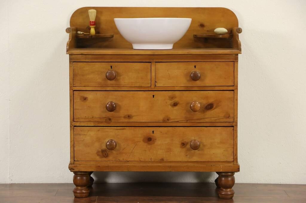 Sold Scottish Country Pine 1860 S Antique Chest Dresser