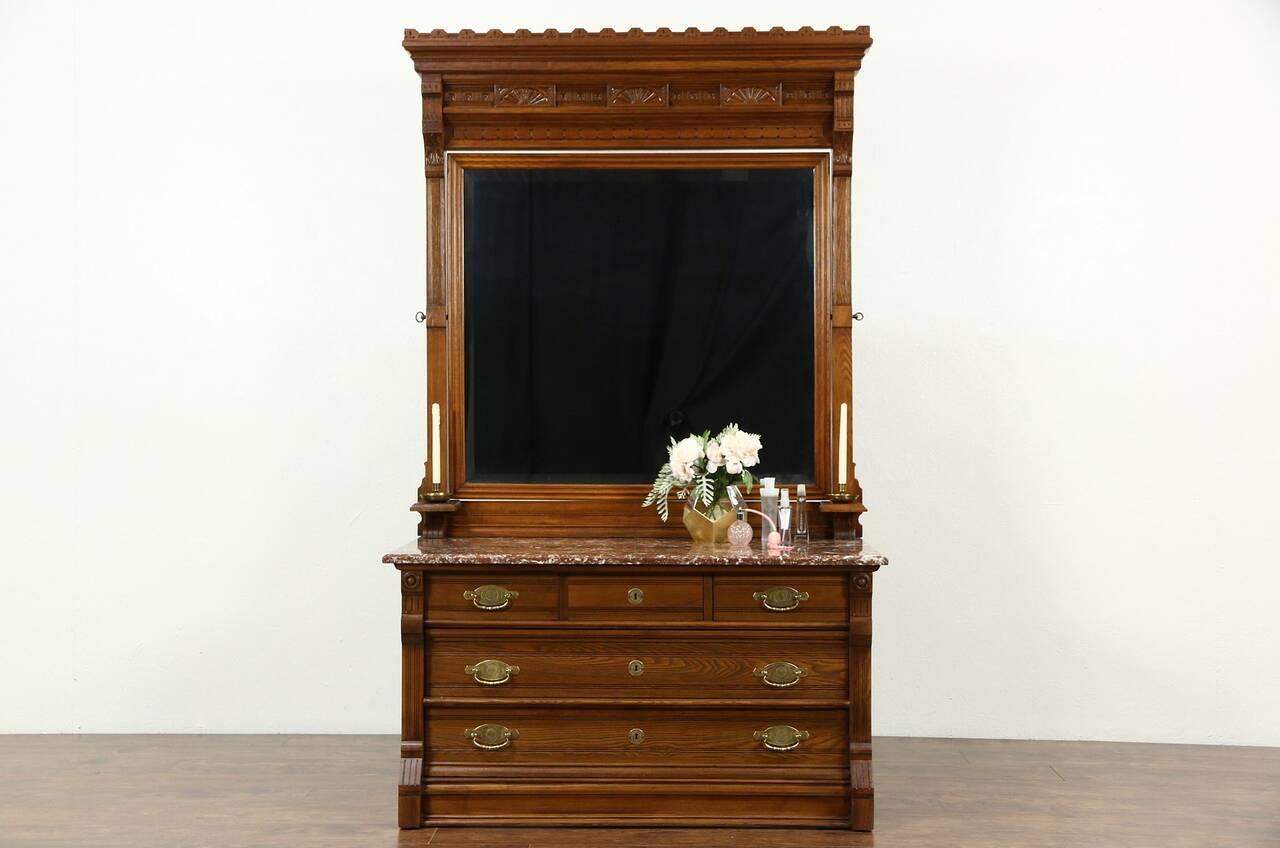 Restored Antique Vanity