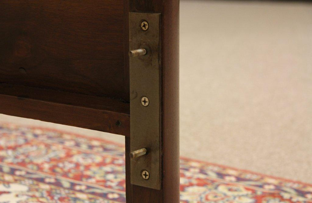 Converting An Antique Bed To A Modern Queen Or King Size