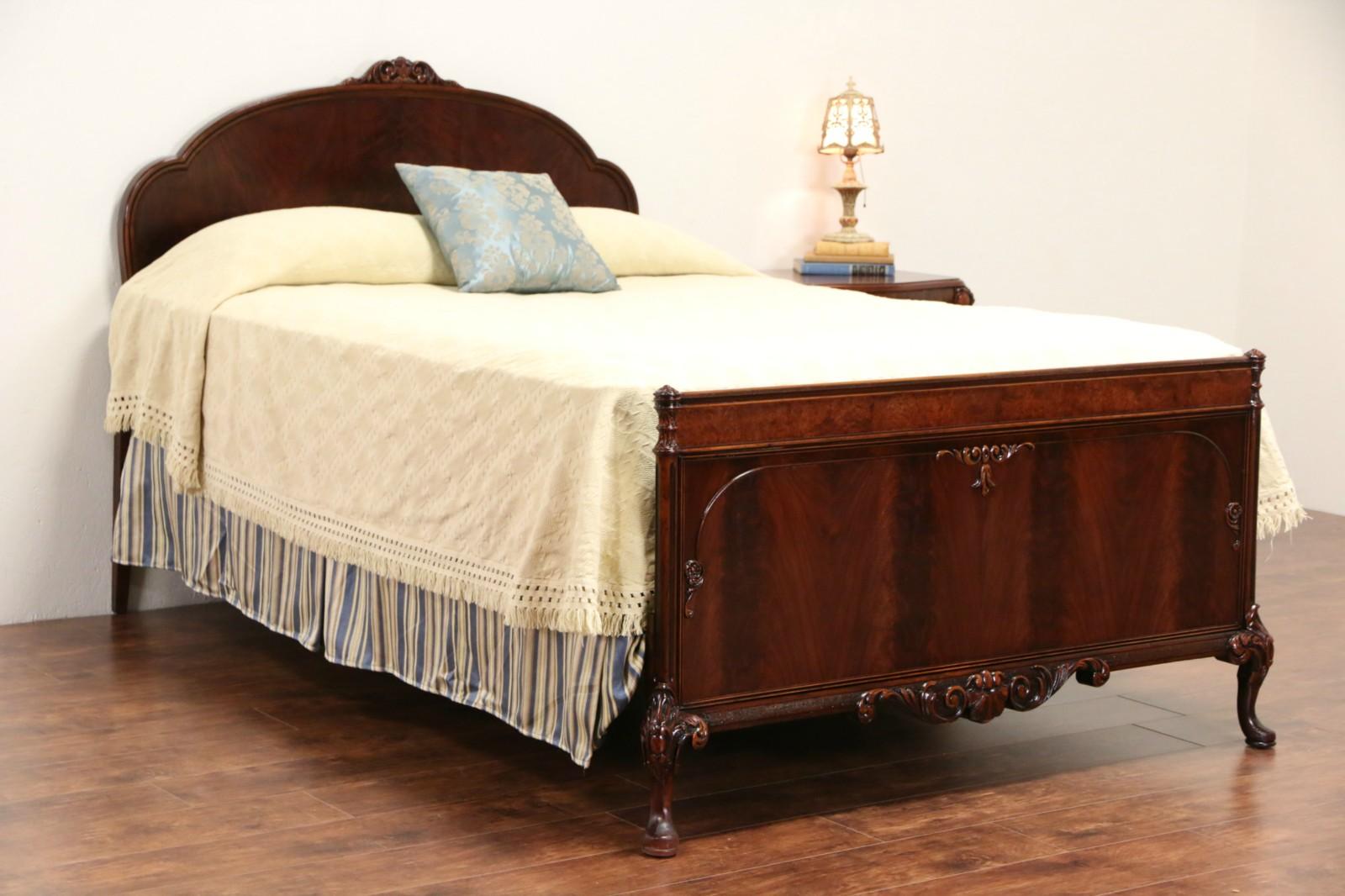 berkey gay carved beds