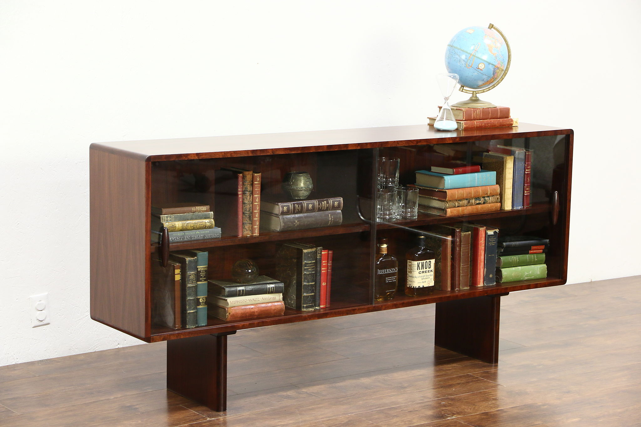 bookcase console bookcases shop east dutch hand backbar tv carved cabinet counter indies or