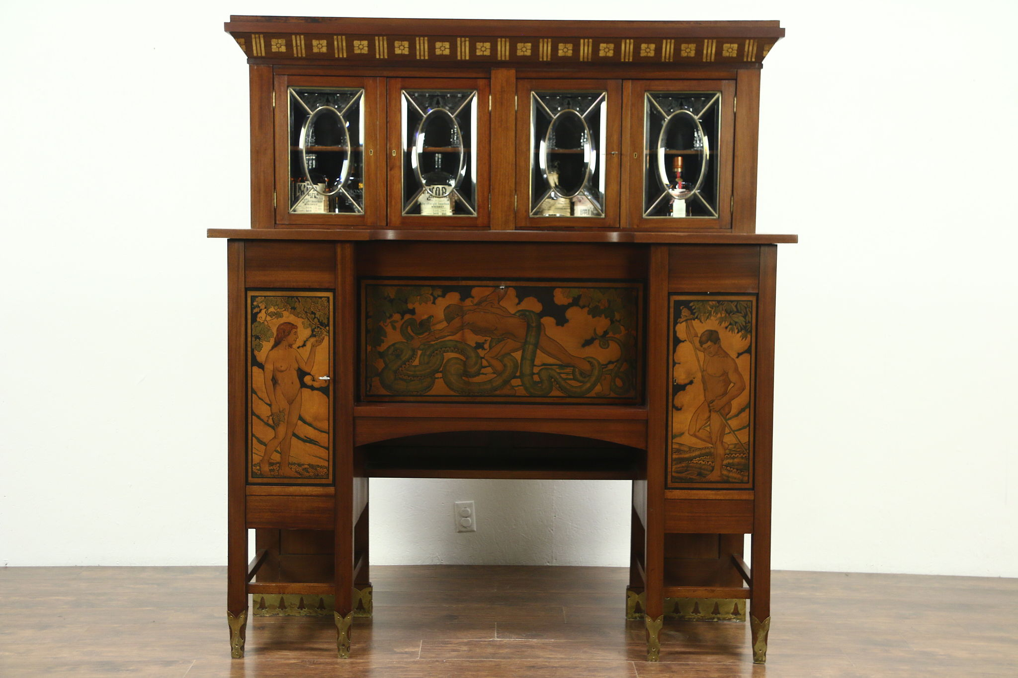 Home fice Harp Gallery Antique Furniture