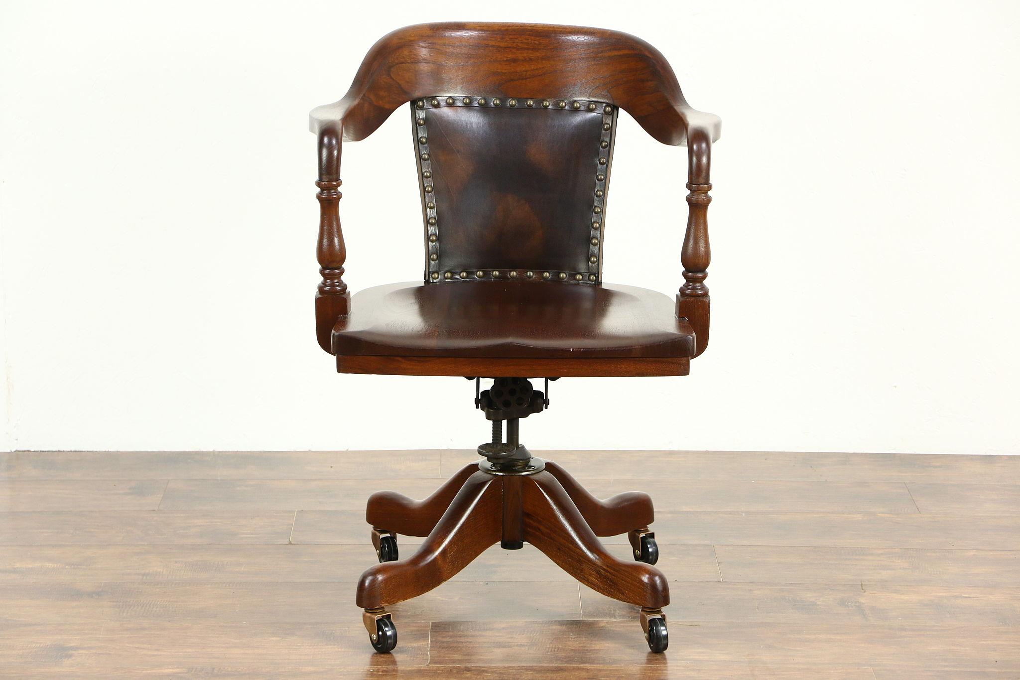Desk Chairs Leather Lausd Sub Desk