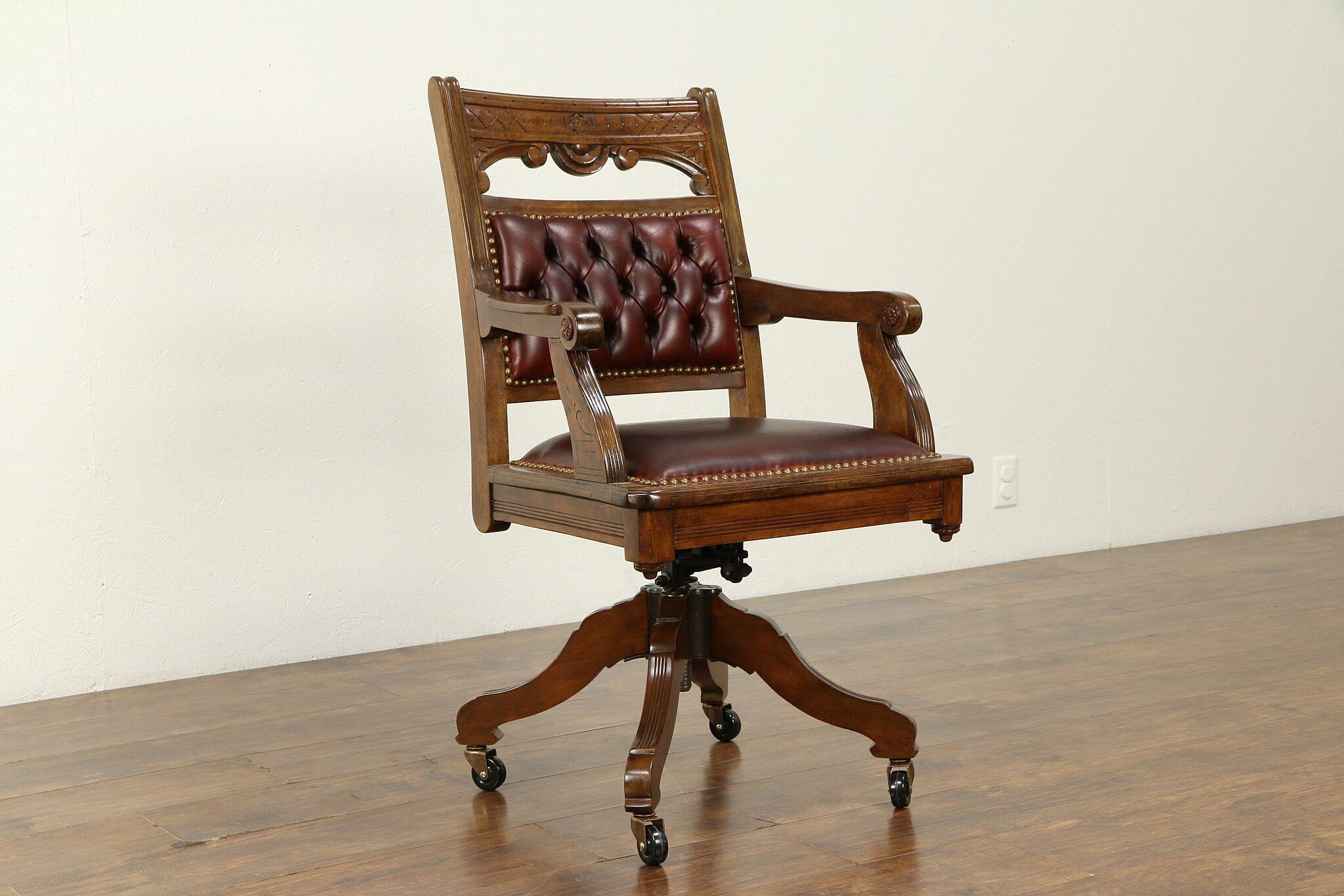 Swivel Adjule Desk Chair