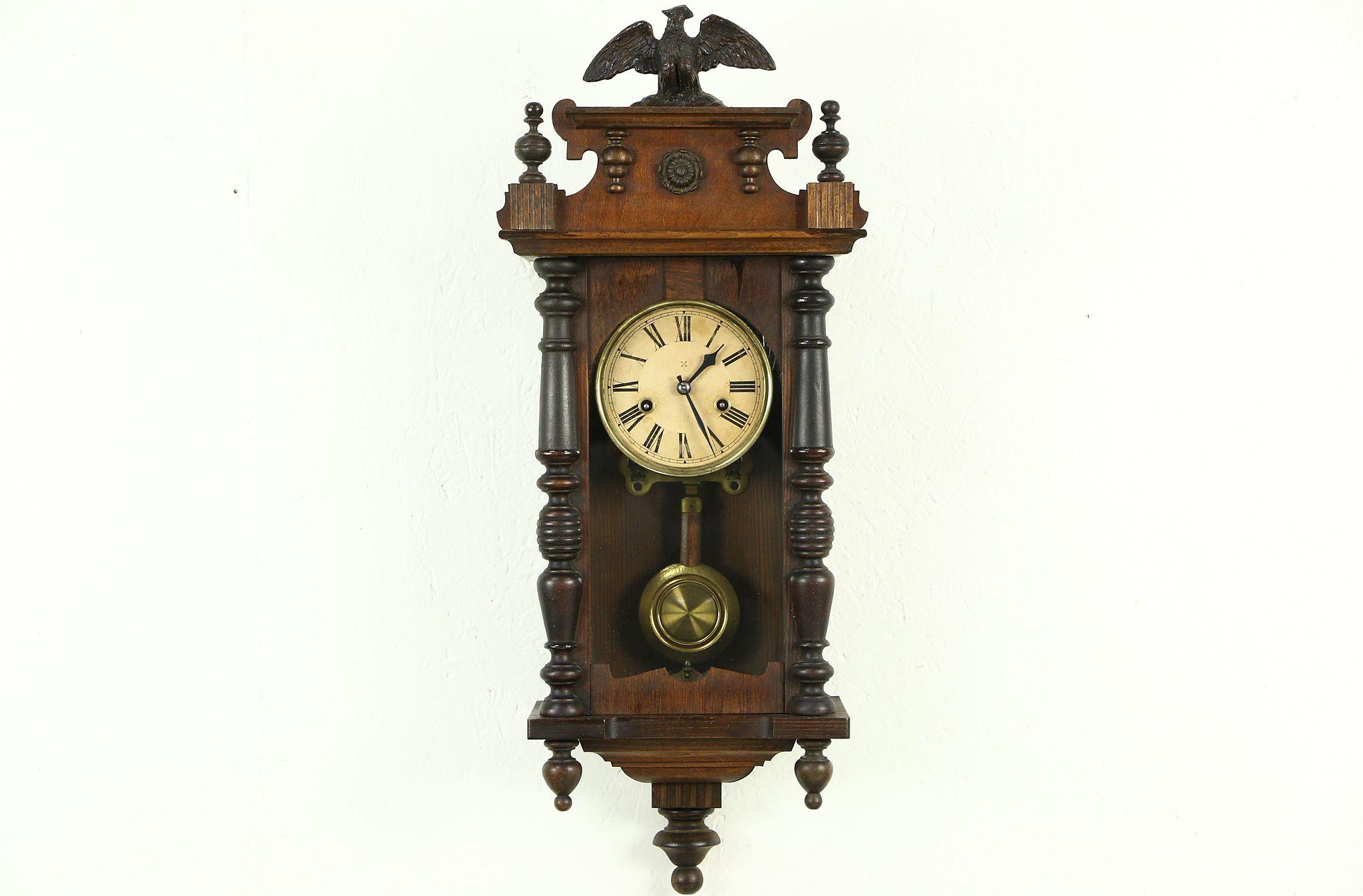 Sold Junghans Victorian Antique 1890