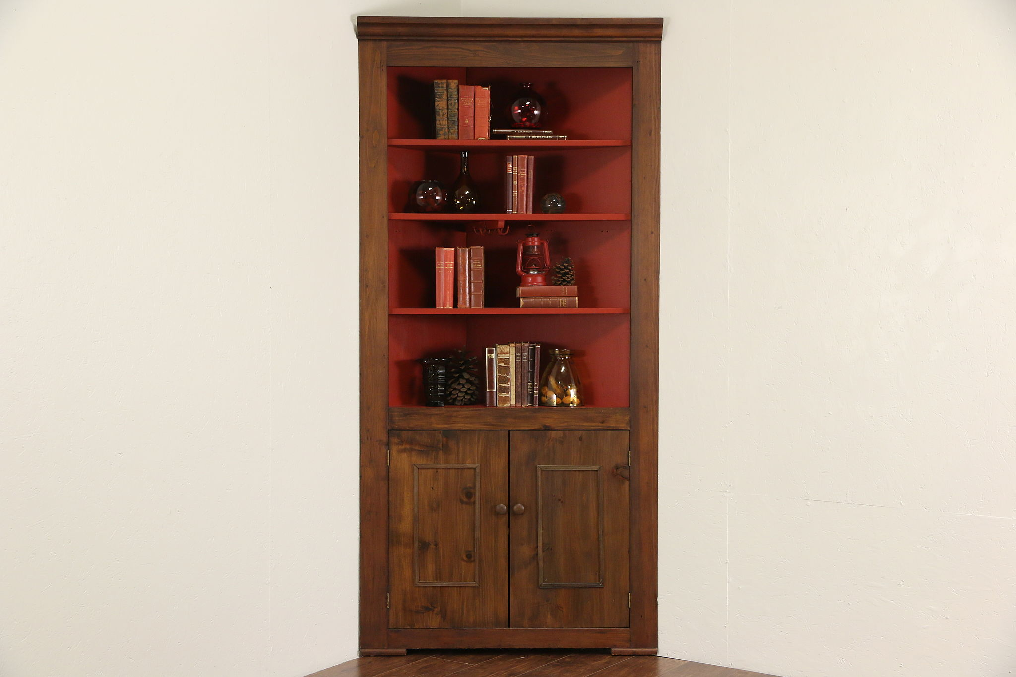 corn2 2 16cab - 20 Reasons Why People Like Antique Pine Corner Cabinet