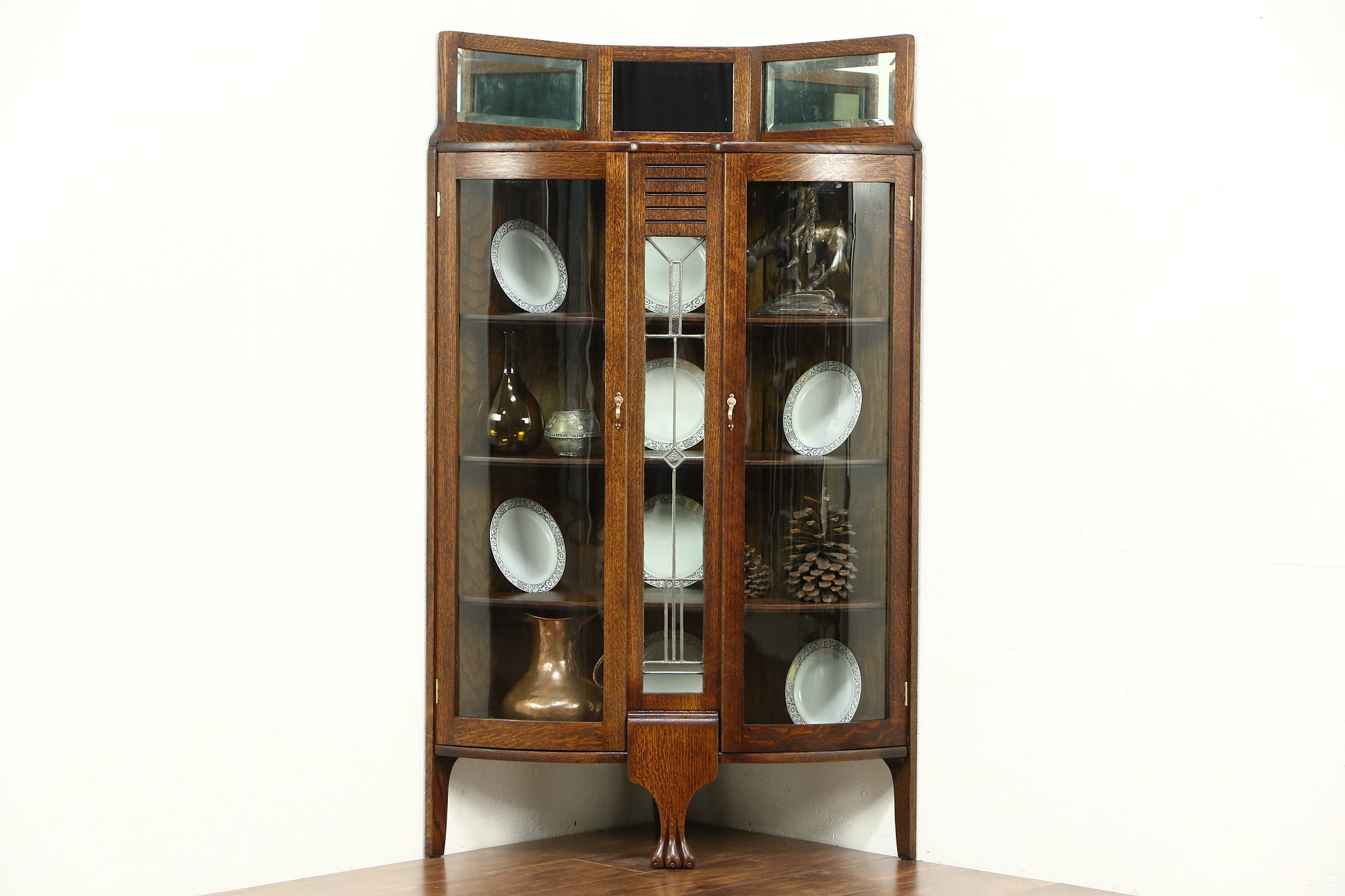 cabinets traditional decor cabinet curio glass contemporary best furniture