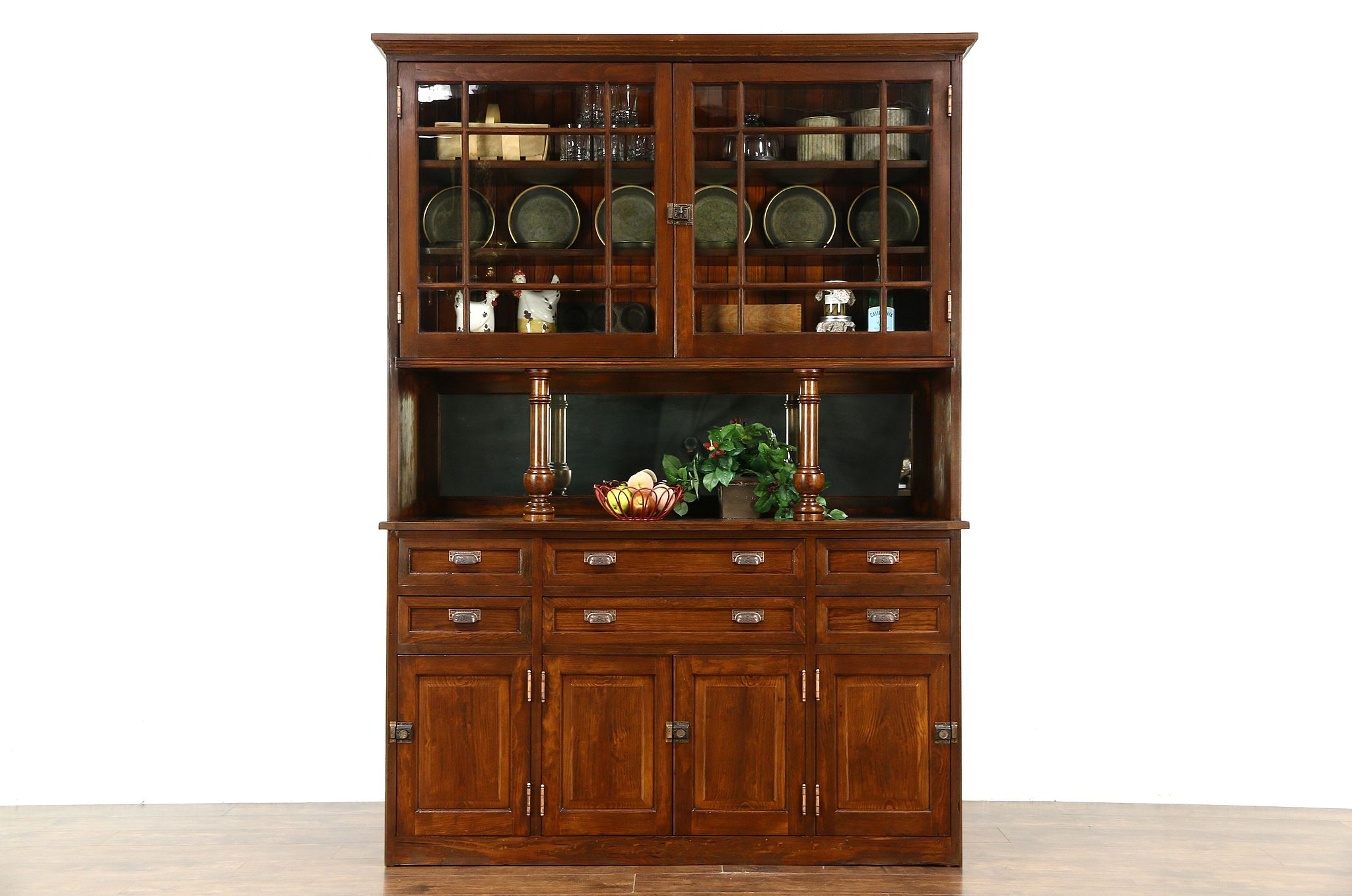 Sold victorian pine antique 1890 pantry cupboard or for 1890 kitchen cabinets