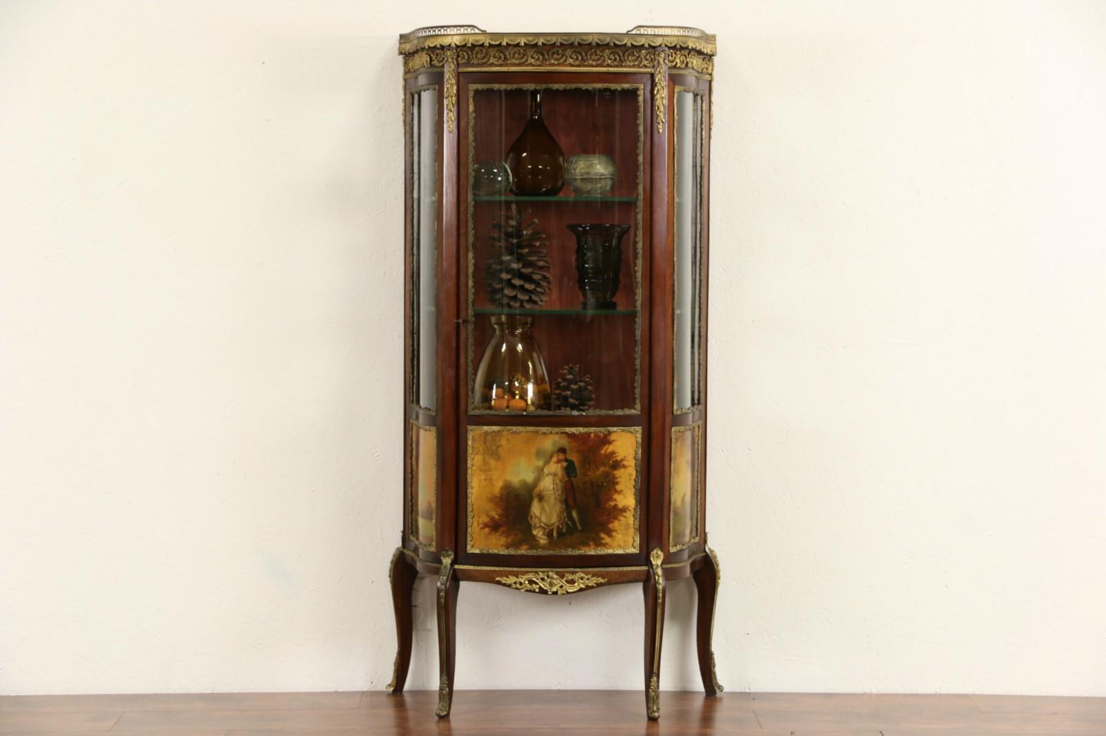 Beau Harp Gallery Antique Furniture
