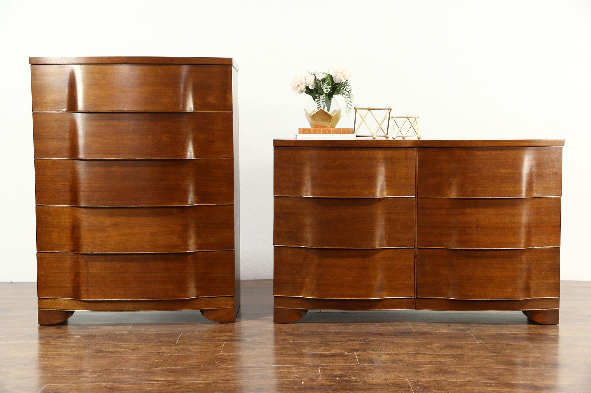 big dresser b item and landscape set mirror louis austin transitional group products number drawer