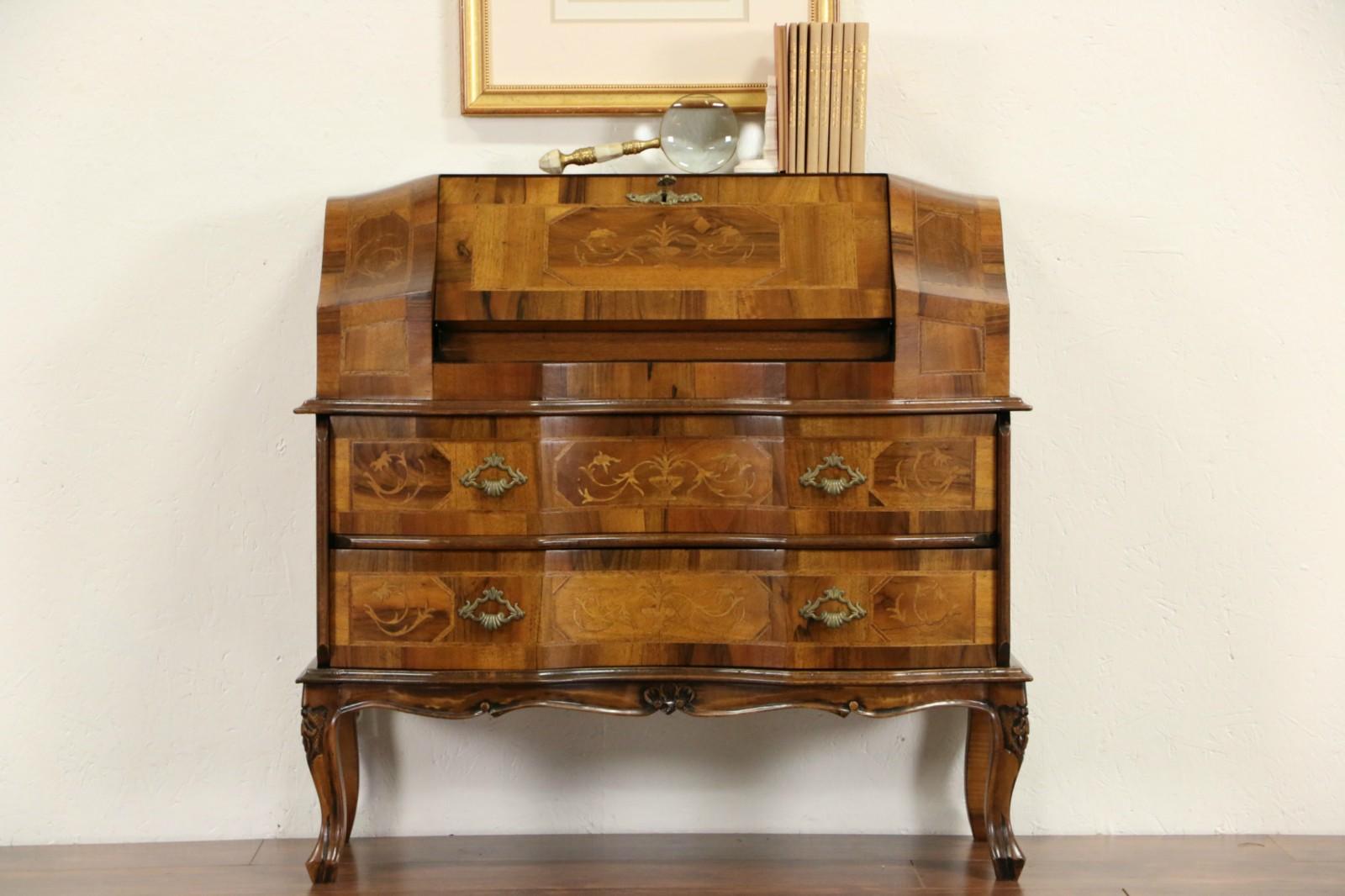 treasures furniture pre goodsvintage owned minor desk vintage home gently secretary