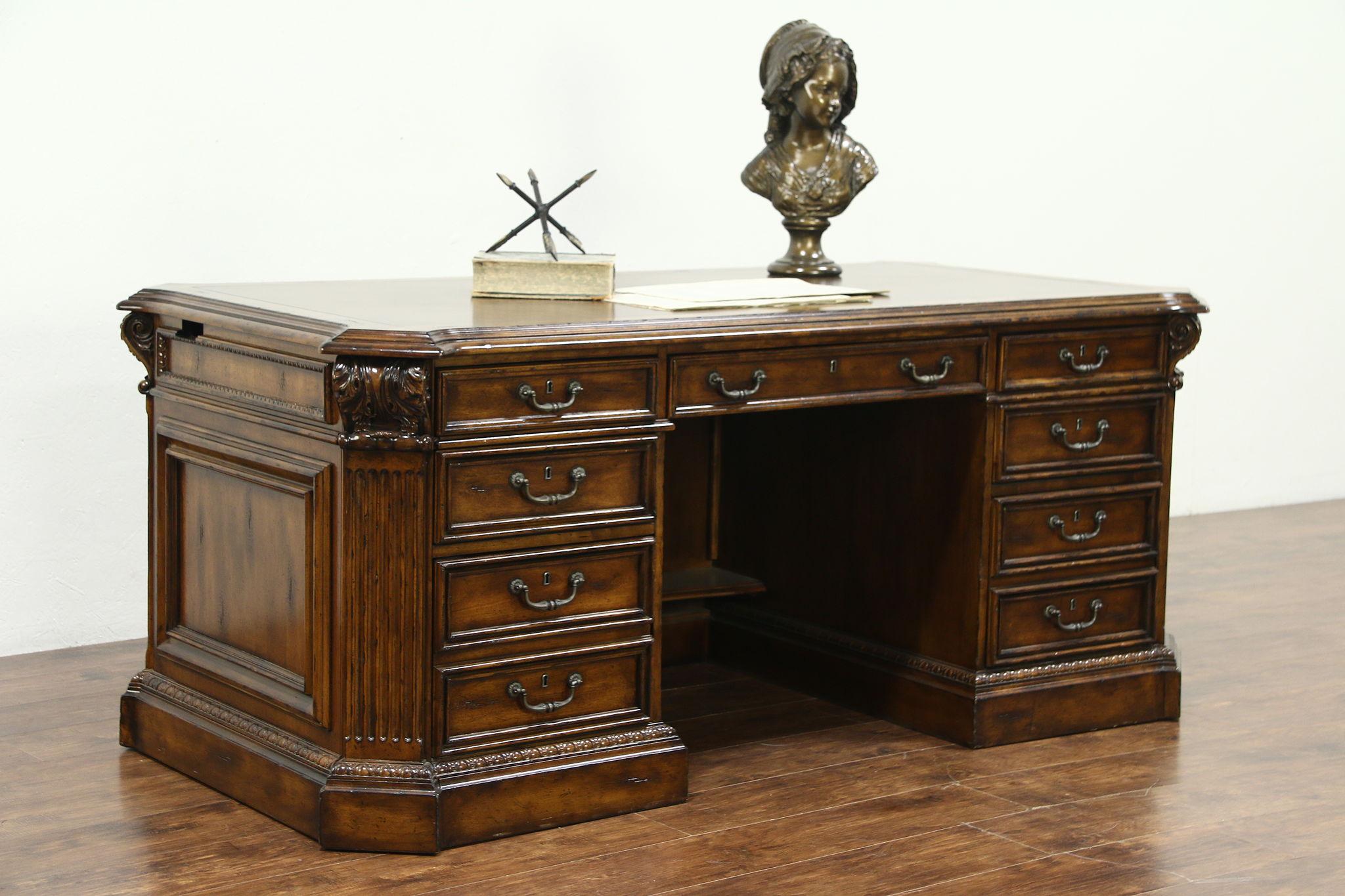 sligh furniture antique desk - furniture designs