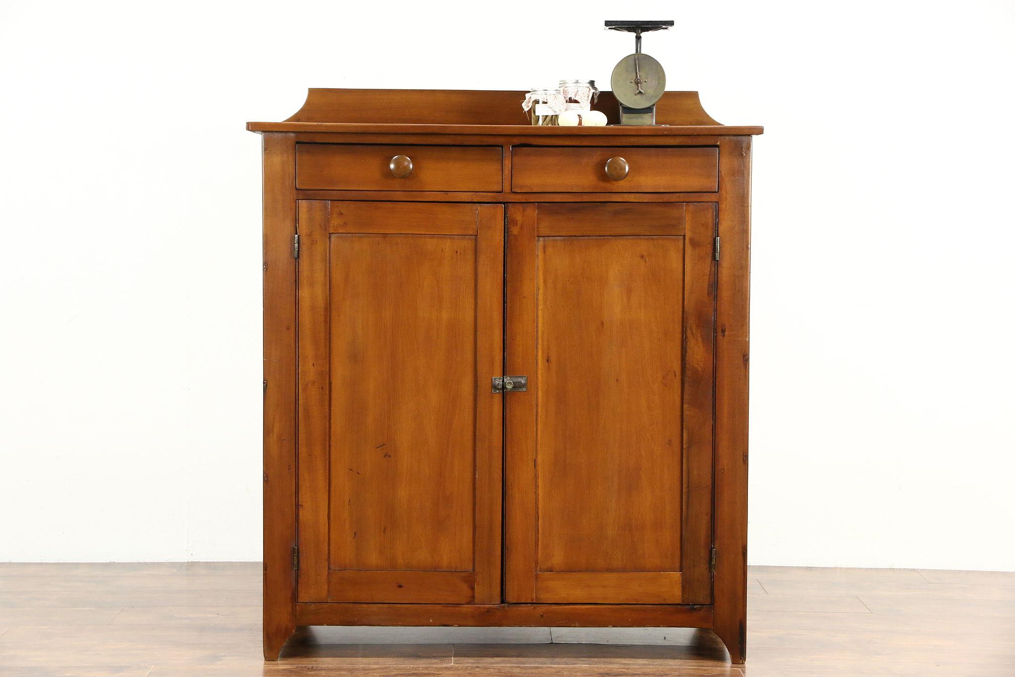 Sold Pantry Cabinet Antique Pennsylvania 1850 Farmhouse