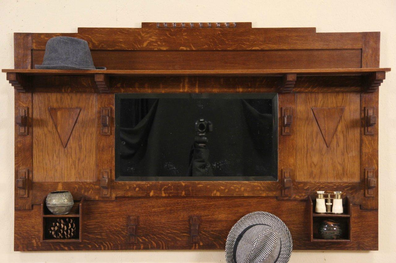 tree rack coat ideas hat plan antique home design