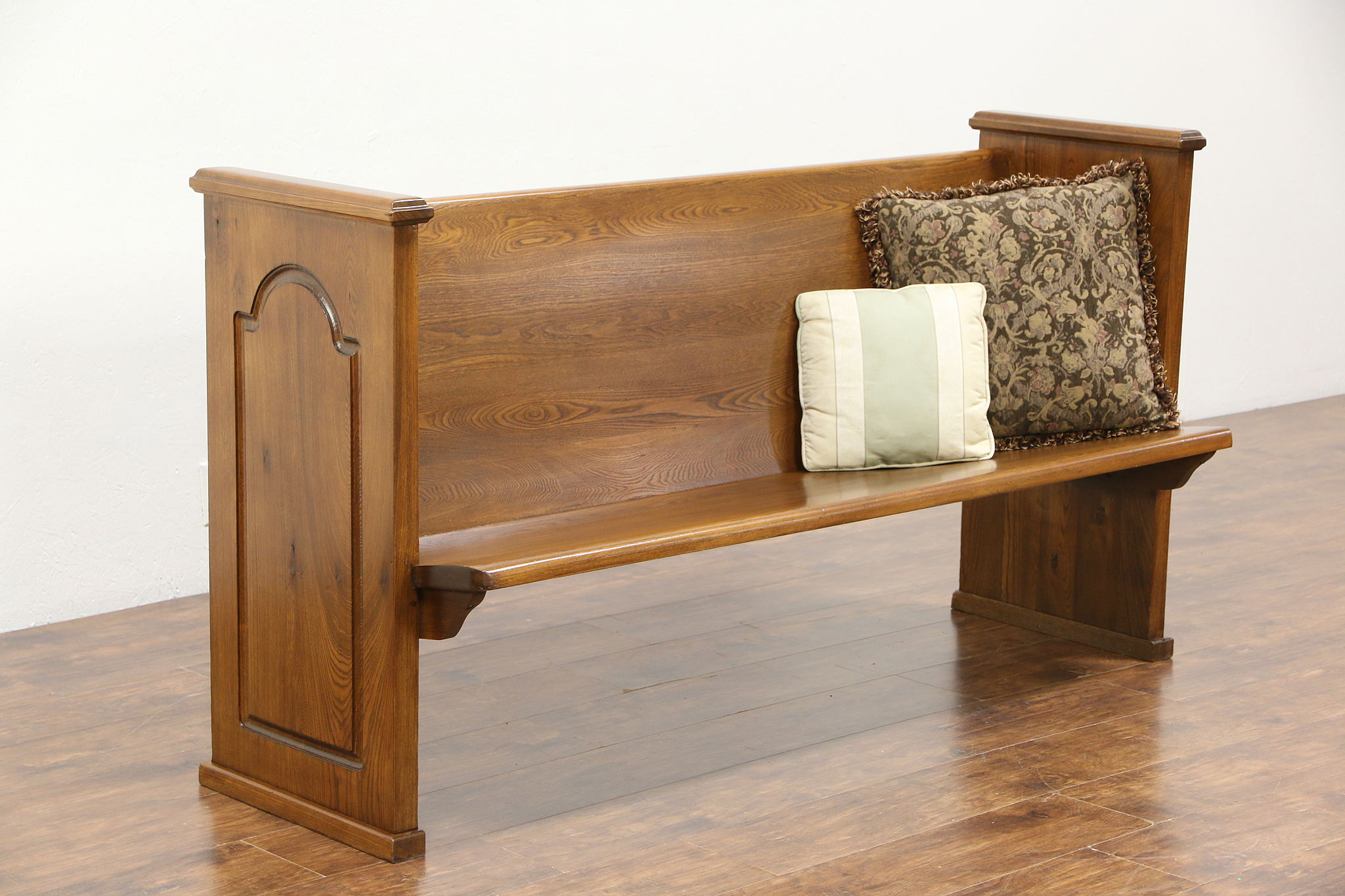 hall bench and storage