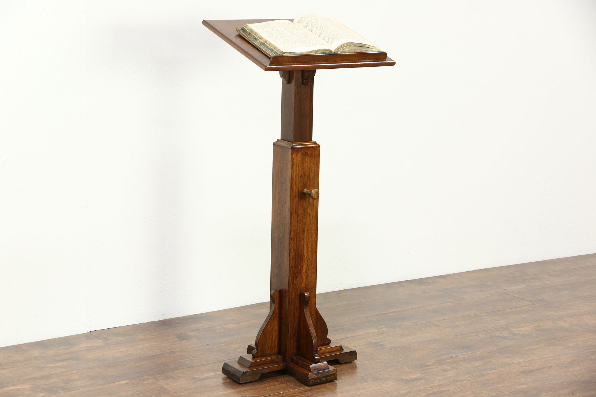 Sold Lectern Podium Bible Music Or Reception Stand