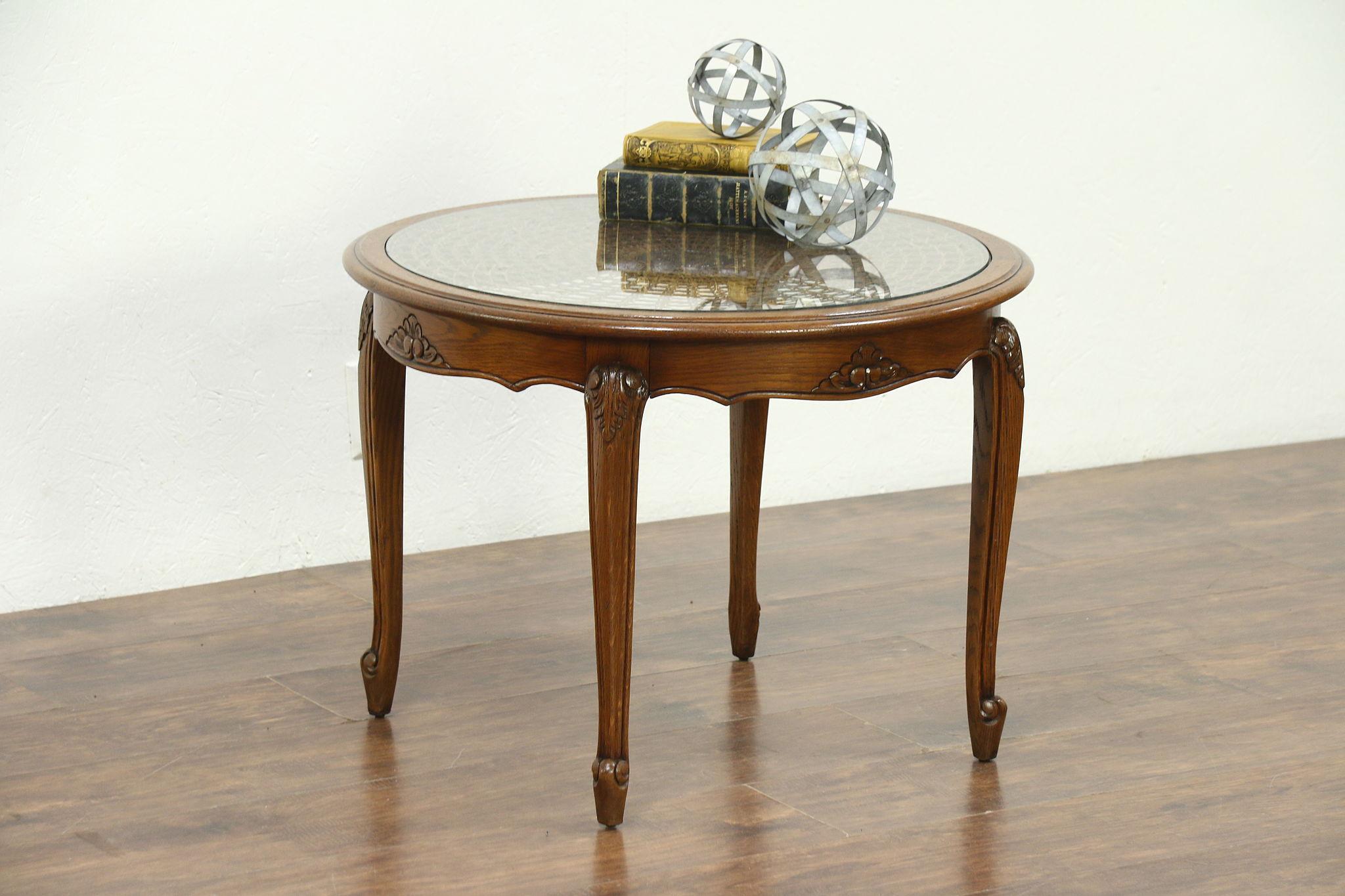 Vintage Coffee And End Tables Jonathan Steele