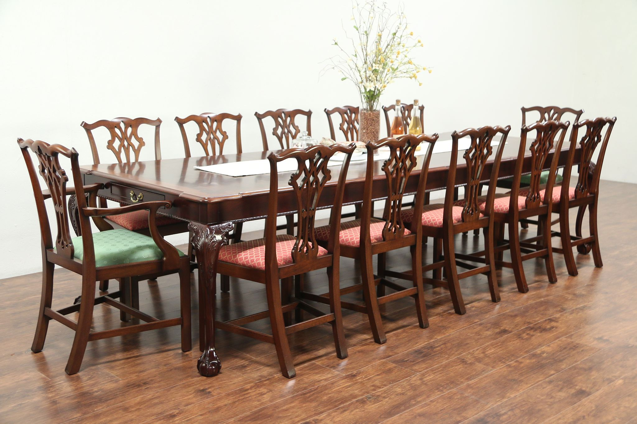 Sold Henredon Rittenhouse Square Vintage Dining Table