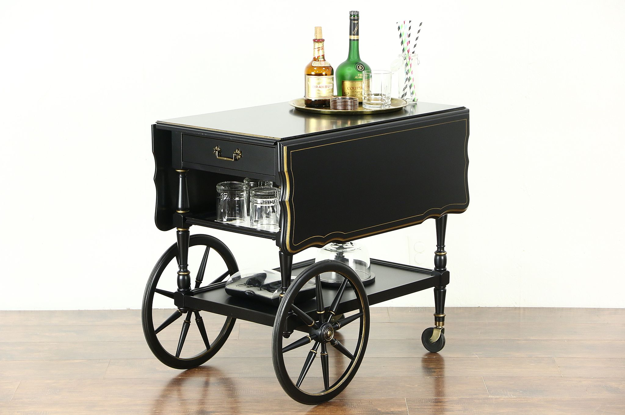 Amazing Montclair Serving Cart For Outdoor Use Design Inspirations