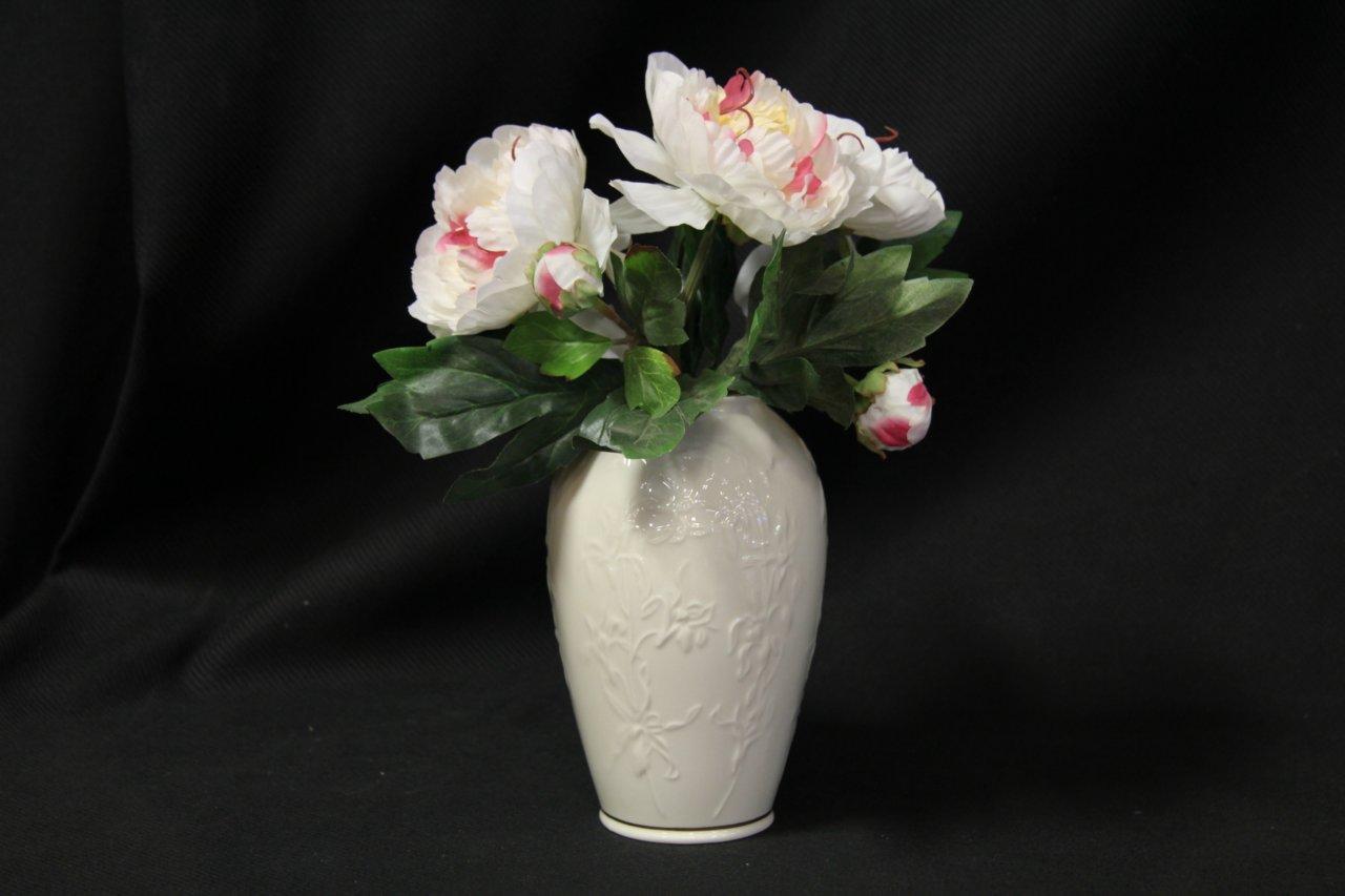 Sold lenox porcelain vase gold trim harp gallery antique lenox porcelain vase gold trim floridaeventfo Image collections